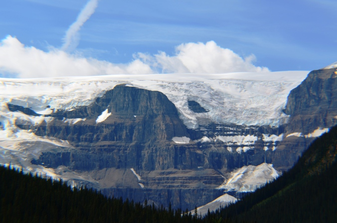 2% of the awesome scenery in the Icefields Parkway