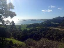 This is the quintessential picture of the Coromandel Peninsula.
