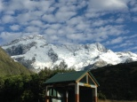 More of the MT Cook National Park