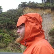 Yep, I bought a matching beard for my jacket.