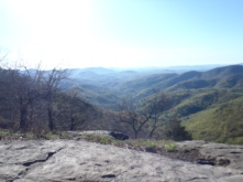 Some of the incredible view's of the Georgia Appalachians