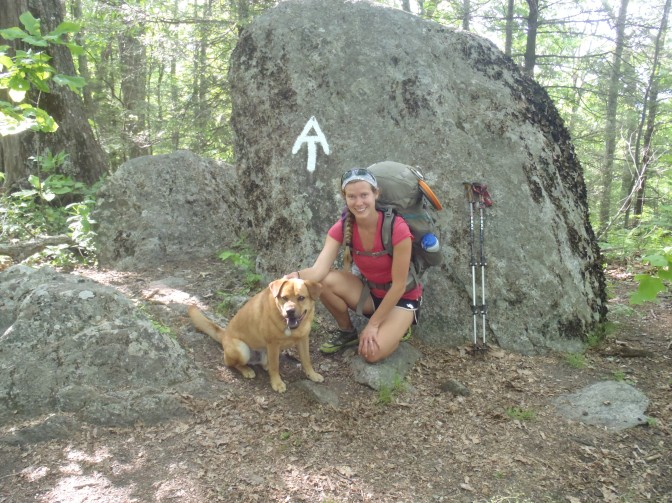 Technology on the Appalachian Trail