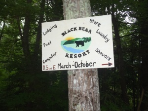 The Black Bear Lodge