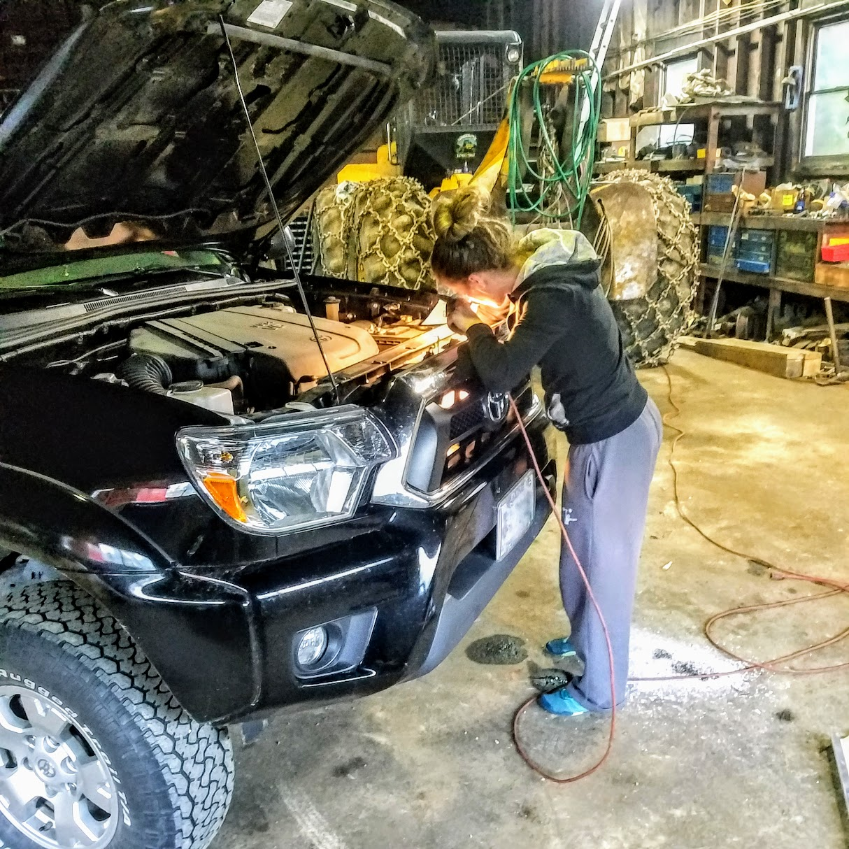 expedition overland truck build bumper installation